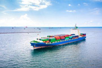 Gabenimai jūrų transportu