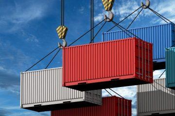Jūrinių konteinerių pardavimas
