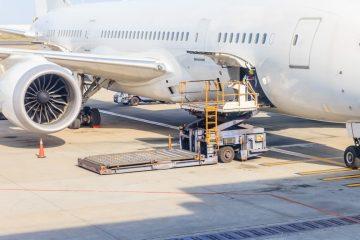 Gabenimai oro transportu